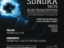 Taller Panspermia Sonora 2014: Tacto Electroacústico
