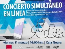 Concierto Simultáneo en Línea_ Universidad SLP_ México