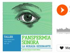 Partitura & Sonidos para Concierto 'Mirada Resonante'