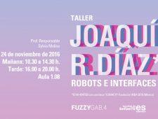 Taller Joaquín Díaz