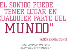 Nueva página Panspermia Sonora