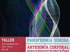 Taller Panspermia Sonora 2017/18