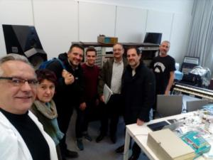 02/12/2019Julio Sanz, Sylvia Molina, , , , César Sánchez, Danier Araya